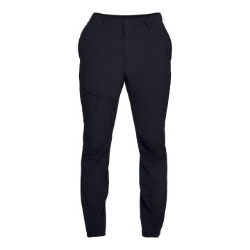Under Armour Men's Fusion Pant - Black/PitchGray/PitchGray