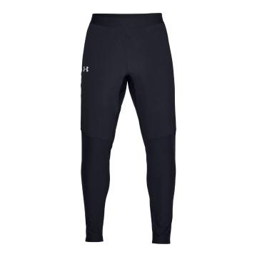 Under Armour Men's Qualifier Pant - Blk/Blk/Reflect