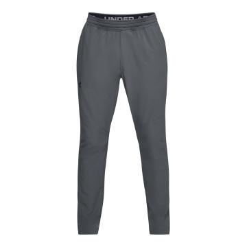 Under Armour Mens WG Woven Pant - Pitch Grey/Black