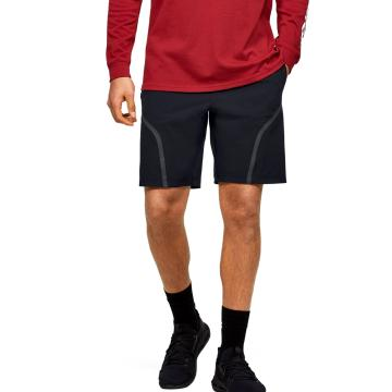 Under Armour Men's FLEX Woven Shorts - Black/Pitch Grey