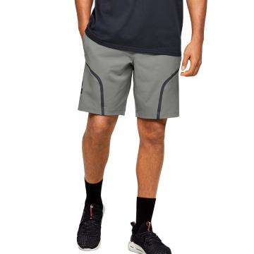Under Armour Men's FLEX Woven Shorts - Gravity Green / Black