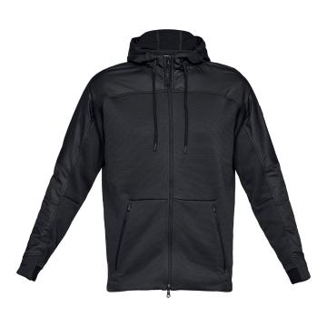 Under Armour Men's Unstoppable Coldgear Swacket - Black/Black