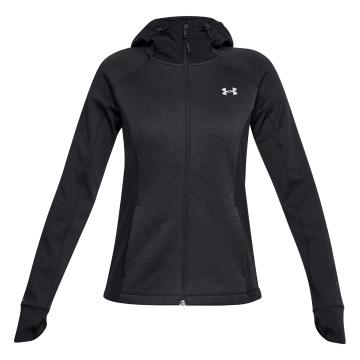 Under Armour Women's Spring Swacket 3.0 - Black/Black/Tonal