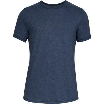 Under Armour Men's Sportstyle Tri-blend Tee - Acad/Black