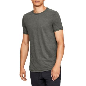 Under Armour Men's Sportstyle Tri-blend Tee - Art Grn/Black