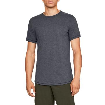 Under Armour Men's Sportstyle Tri-blend Tee - Blk/Blk