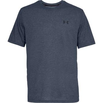 Under Armour Men's Threadborne Short Sleeve - AcadFullHthr/Acad