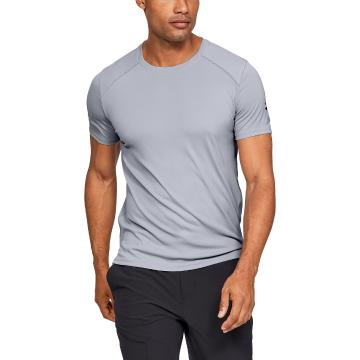 Under Armour Men's Fusion Short Sleeve - Mod Gray/Pitch Gray