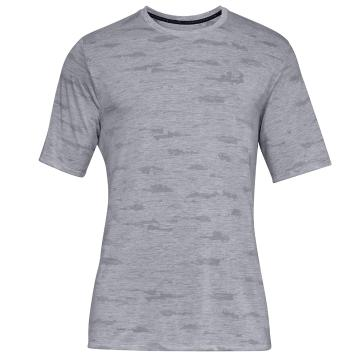 Under Armour Men's Siro Print Short Sleeve - Mod Grey/Steel