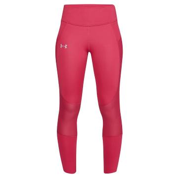Under Armour Women's Speedpocket Run Crops - ImpulsePink/ImpulsePink