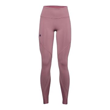 Under Armour Women's Rush Leggings - Hushed Pink/Hushed Pink/Blk