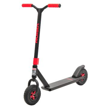 Vision DIRT Scooter - Black/Red