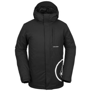 Volcom Men's 17 Forty Insulated Jacket - Black