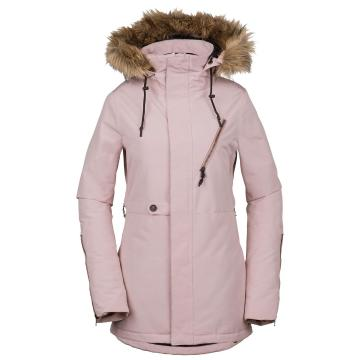 Volcom   Women's Fawn Ins Jacket - Rose Wood