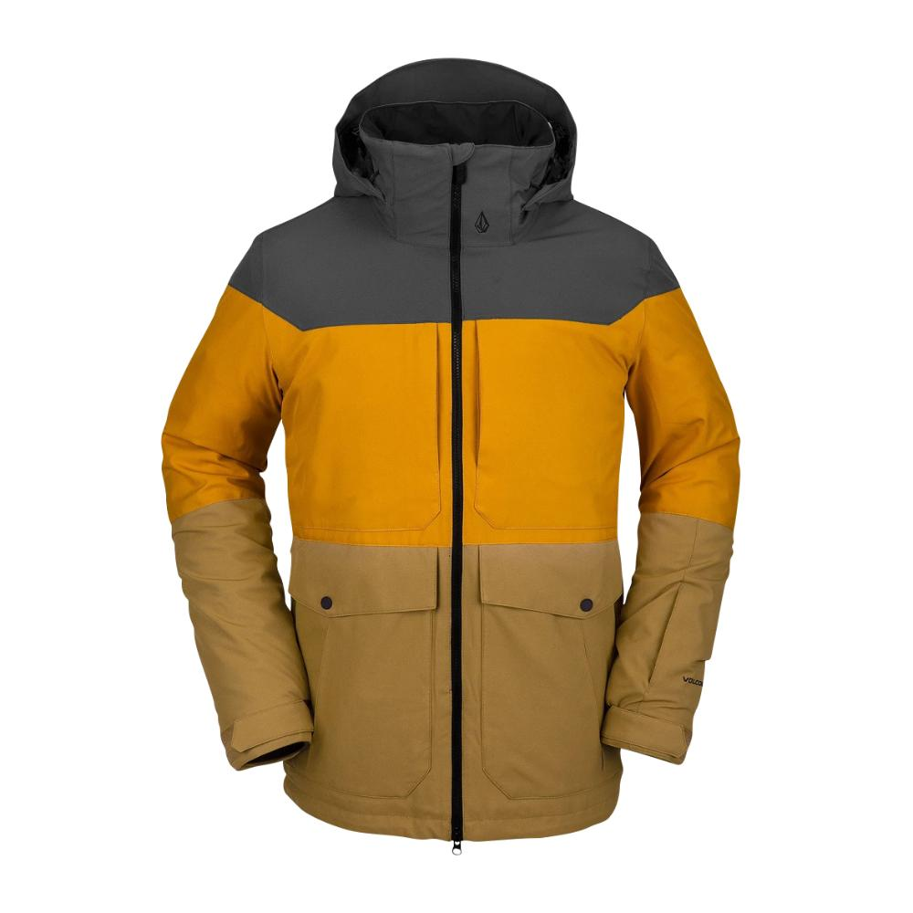 2021 Men's Tri Star Insulated Jacket
