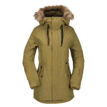 Volcom 2018 Women's Mission Insulated 10k Snow Jacket