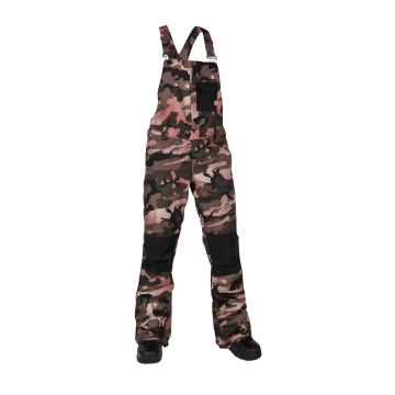 Volcom 2020 Swift Bib Overall - Faded Army - Faded Army
