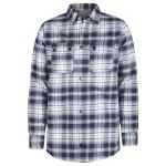 Volcom Men's Haines Flannel Long Sleeve Button Up Shirt