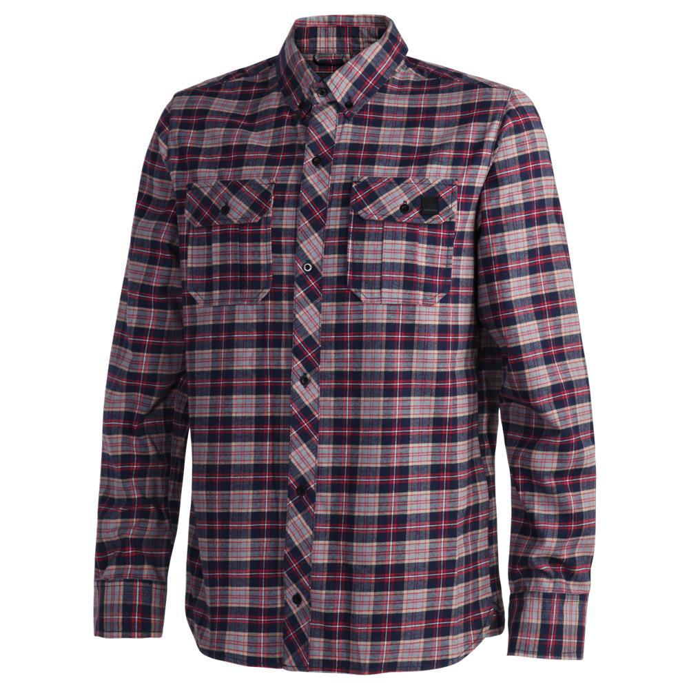 2016 Men's Shandy Flannel Long Sleeve Button Up Shirt