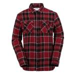 Volcom 2017 Men's Shady Flannel Long Sleeve Button Up Shirt