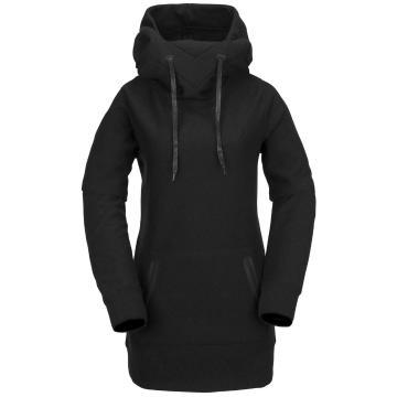 Volcom   Women's Riding Hoody - Black