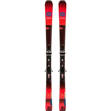 Volkl 2020 Deacon 80 Skis + Lowride13 Bindings Men's