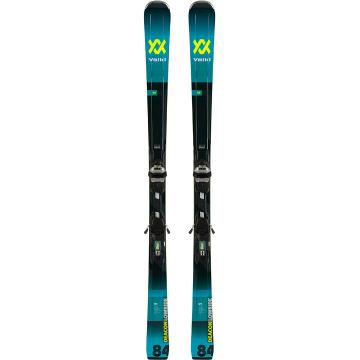 Volkl 2020 Deacon 84 Skis + Lowride13 Binings Men's