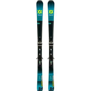 Volkl 2020 Deacon 84 Skis + Lowride13 Binings Men's