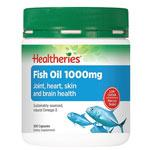 Healtheries Fish Oil 1000mg - 200 Caps