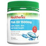 Healtheries Fish Oil 1500mg - 150 Caps