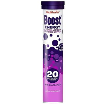 Healtheries Boost Energy 20tabs