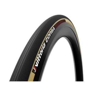 Vittoria Corsa Fold G2.0 - Tan/Black/Black