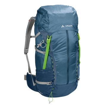 Vaude Zerum 48+ Light Weight Backpack - 48+8 L - Foggy Blue