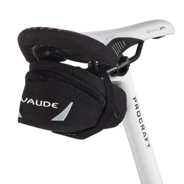 Vaude Tube Saddle Bag - Medium - Black