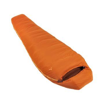 Vaude Marwees 700 Down Sleeping Bag - XL - Orange Madder