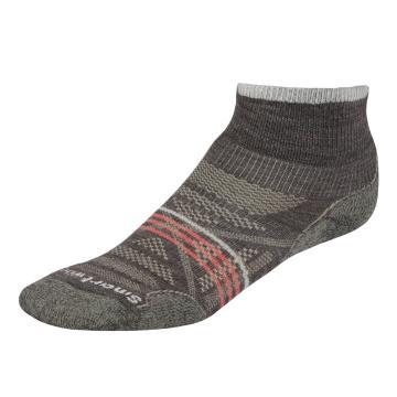 Smartwool Women's PhD Outdoor Light Mini Socks - Taupe
