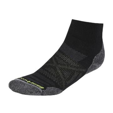 Smartwool Men's PhD Outdoor Light Mini Socks - Black