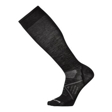 Smartwool Men's PhD Ultra Light Ski Socks - Black