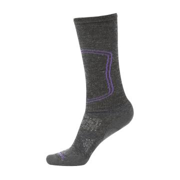 Smartwool Women's PhD Light Ski Socks - Charcoal