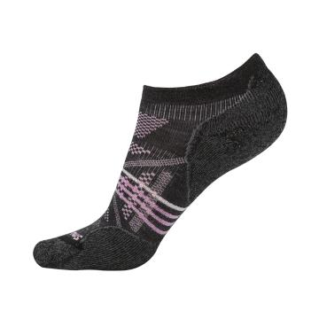Smartwool Women's PhD Light Outdoor Micro Socks - Charcoal