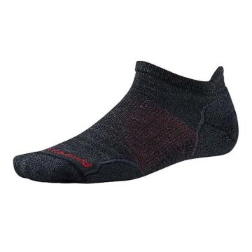 Smartwool Men's PhD Outdoor Light Micro Socks - Black