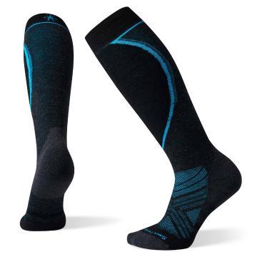 Smartwool Women's PHD Ski Light Elite Sock - Charcoal