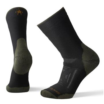 Smartwool Men's PhD Outdoor Heavy Crew Socks - Black