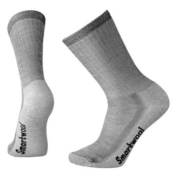 Smartwool Mens Hike Medium Crew Socks - Grey