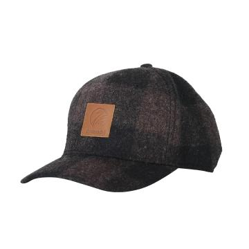 Swanndri Wentworth Valley Wool Cap - Timber Check