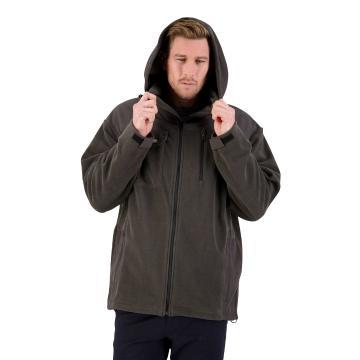 Swanndri Men's Low Rock Fleece - Slate