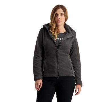 Swanndri Women's Coral Bay II Fleece Jacket - Slate