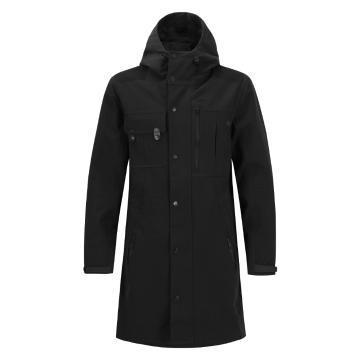 Swanndri Men's Cloudburst 3 Layer Rain Shell Jacket