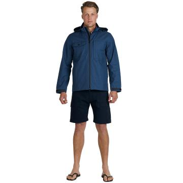 Swanndri Mens Franklin Light Weight Rain Jacket