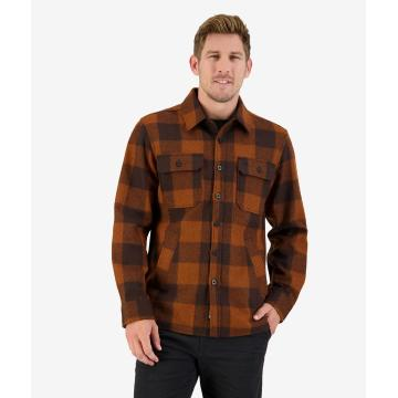 Swanndri Men's Kairaki V3 Shacket - Cedar Check